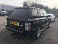 2005 Land Rover Range Rover 4.2 V8 Auto Supercharged Vogue SE Facelift Top Spec