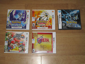 Nintendo DS/3DS & Xbox 360 Games