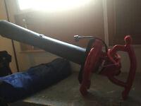 Ultra 3-in-1 Electric Blower Vac TORO