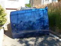 Truck cover for GMC Stepside