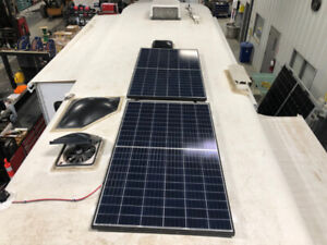 RV Solar: Do It Yourself (DIY) Kits or With Installation