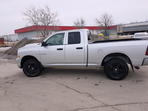 2009 ram with 116000kms