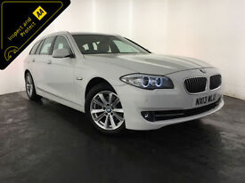 2013 BMW 520D SE ESTATE 184 BHP 1 OWNER BMW SERVICE HISTORY FINANCE PX WELCOME