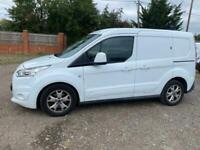17 Ford Transit Connect 1.5 TDCi 120ps Limited Powershift automatic EURO 6 ULEZ