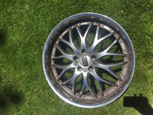 R19 RIMS FIT RANGE ROVER EVOQUE AND OTHERS 235/55/r19