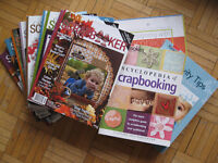 Massive scrapbooking inventory for sale