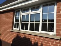 ****FREE**** White upvc window frame excellent condition
