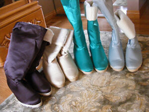 4 - Linda Lundstorm Winter Boots