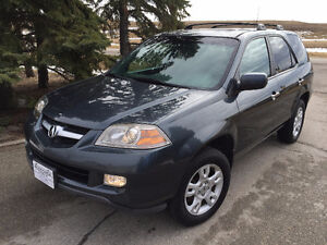 2004 Acura MDX 7 Passenger BC vehicle low kms, finance oac