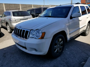 JEEP GRAND CHEROKEE DIESEL 2008 MECANIQUE A1