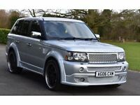 Land Rover Range Rover Sport HSE 2.7 TD V6
