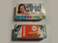 Vintage Flashcubes (2 Boxes - Never Used)