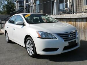 2013 Nissan Sentra S/ 1.8L I4 / 6 spd manual / FWD **Affordable*