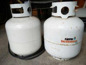 Bernzomatic 20 lb Steel Propane Cylinder/Tank With Gauge