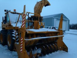 Vohl Industrial Snow Blower