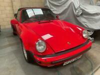 1988 Porsche 911 Turbo Cabriolet (930) 3.0 Manual P.O.A.