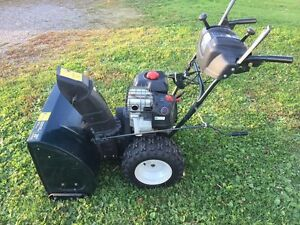 Snowblower**SOLD**