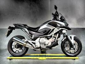 2013 Honda NC 700 XA-C ABS 13k ,huge mpg,engine bars,commuter bike ,heated grips