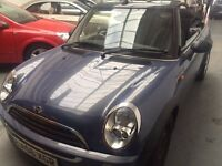 2007 Mini One Convertible