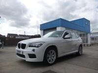 2012/12 BMW X1 2.0TD xDrive20d M Sport + FULL SERVICE HISTORY