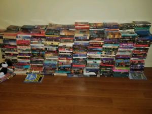 Large collection of books