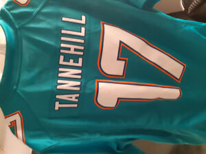 Tannehill Miami Dolphins Nike Home Jersey