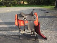 wintec WESTERN SADDLE15 IN AND ETC