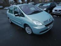 Citroen Xsara Picasso 1.6HDi 110hp 2005MY Exclusive
