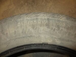 Continental CrossContact P245/55R19