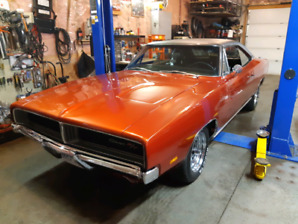 1969 DODGE CHARGER any offer over 50 k will be considered