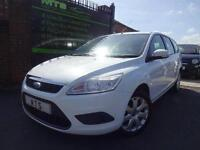 2011 Ford Focus 1.6 TDCi DPF Style 5dr 1 OWNER EX POLICE FSH LOW MILES