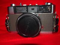 Olympus film Camera EE Model Vintage 1960