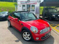 2011 MINI Convertible 1.6 Cooper [122] 2dr   12 MONTH NATIONWIDE WARRANTY FOR £1