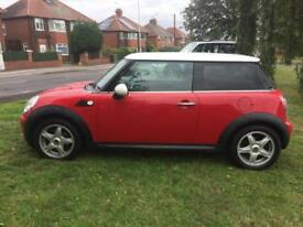 2008 MINI HATCHBACK 1.6 Cooper 3dr