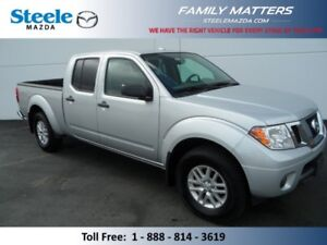 2018 Nissan FRONTIER SV  OWN FOR $208 BI-WEEKLY WITH $0 DOWN!
