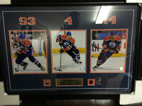 """Oilers Young Guns"" Nugent Hopkins, Hall and Eberle collectors"