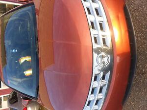 2003 Nissan Murano SUV, Crossover