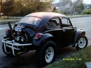 1971 Volkswagen Beetle-Classic Baja (kit) Coupe (2 door)