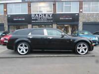2006 Chrysler 300C 3.0CRD V6 Auto 5DR 06 REG Diesel Black