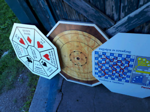 CROKINOLE AND OTHER GAMES