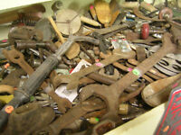 VARIOUS OLD HAND TOOLS $2 EACH ! ARTS & CRAFTS SUPPLIES