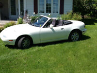 1990 Mazda MX-5 Miata Roadster Convertible