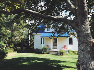 Summer Cottage Rental - Crawford Beach House, New Brunswick