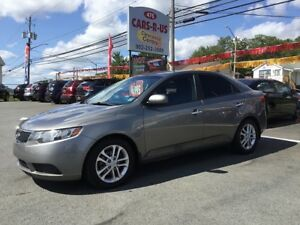 2011 Kia Forte EX   FREE 1 YEAR PREMIUM WARRANTY INCLUDED!