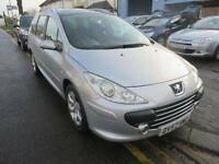 2007 Peugeot 307 SW 1.6 HDi S 5dr