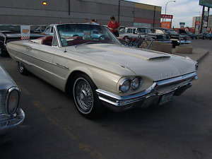 1964 T-bird TROPHY AWARD WINNER