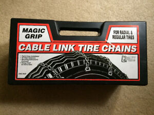 Winter tire chains for Sale