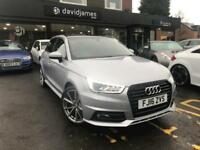 Audi A1 A1 S Line Black Edition T Hatchback 1.6 Manual Diesel for sale  Newcastle, Tyne and Wear