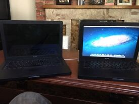 2 MacBooks