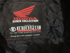 Honda rider collection crafted by INTER SPORT fashions west